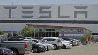 Masih Simpang Siur, Rencana Tesla Bangun Pabrik di India Hoaks?