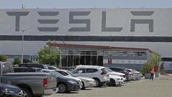 Tesla Siap Garap Baterai Listrik di RI, Ini Alasannya