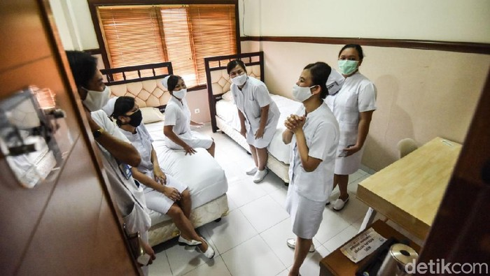 rumah singgah tenaga medis di bandung