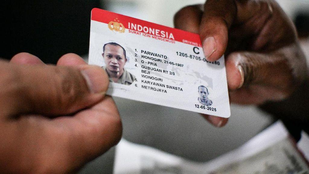 Tak Perlu Buru-buru, Ada Dispensasi Perpanjangan SIM hingga 29 Juni