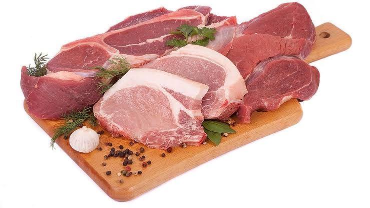 daging sapi dan babi