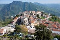 Colobraro adalah desa kecil di wilayah Basilicata selatan, Italia. Desa ini terkenal sebagai sarang penyihir. (Getty Images/iStockphoto/MrKornFlakes)