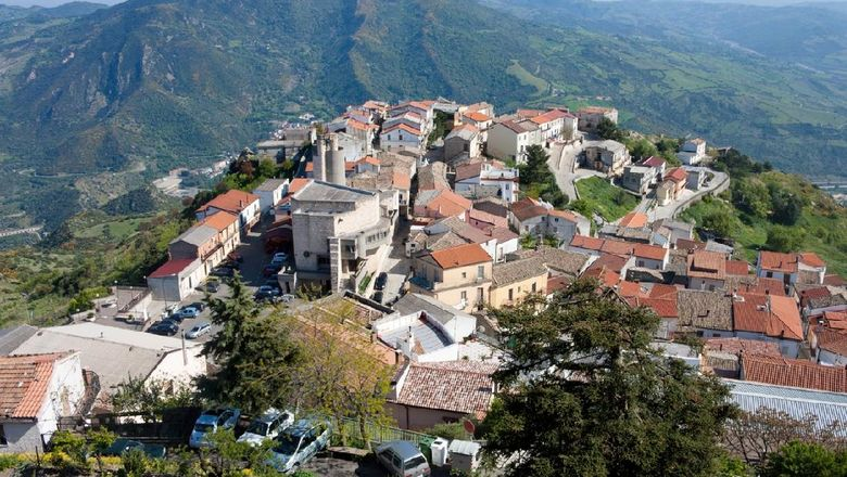 Kota Colobraro di Italia