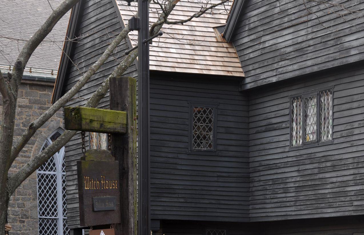 Kota Salem di Massachusetts