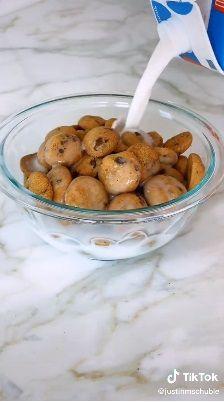 Cookies sereal