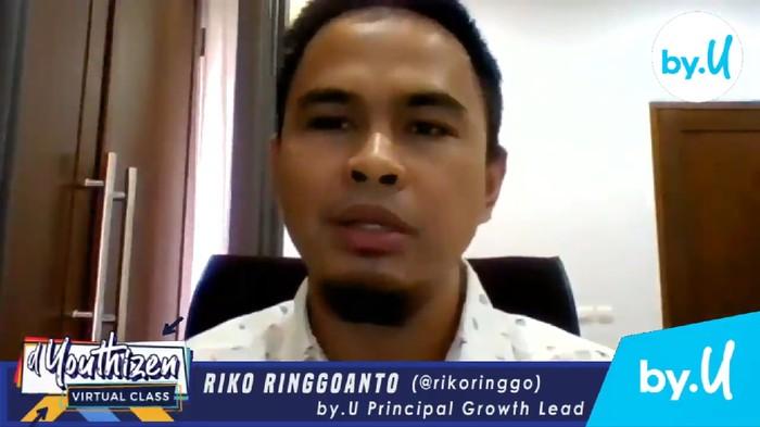 Riko Ringgoanto, by.U Principal Growth Lead