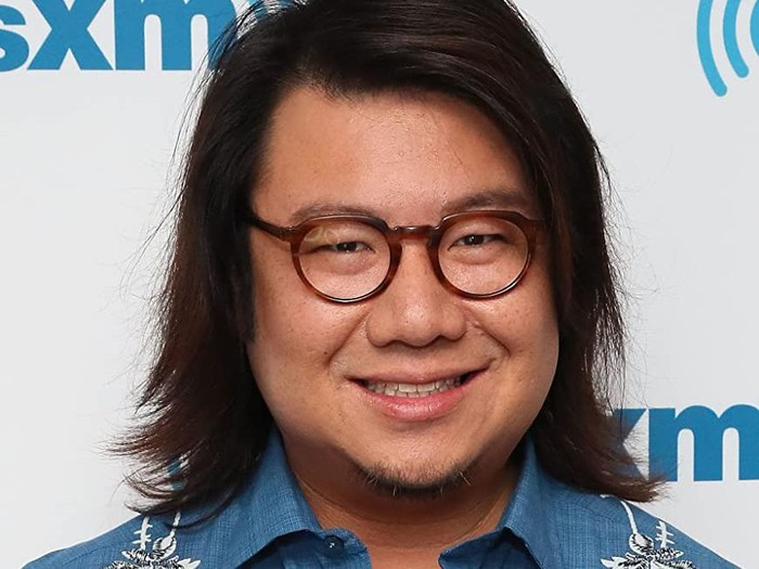 Penulis Crazy Rich Asians Kevin Kwan