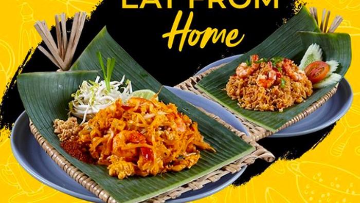 Pesan makanan di Dapur Online