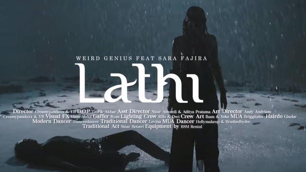 Lirik Lagu Lathi dan Terjemahannya, Kolaborasi Weird Genius dan Sara Fajira
