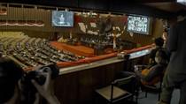 DPR Gelar Paripurna Virtual Pembukaan Masa Sidang, 266 Anggota Tak Hadir
