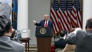 Trump Putus Hubungan AS-WHO, Sampaikan Belasungkawa ke Keluarga George Floyd