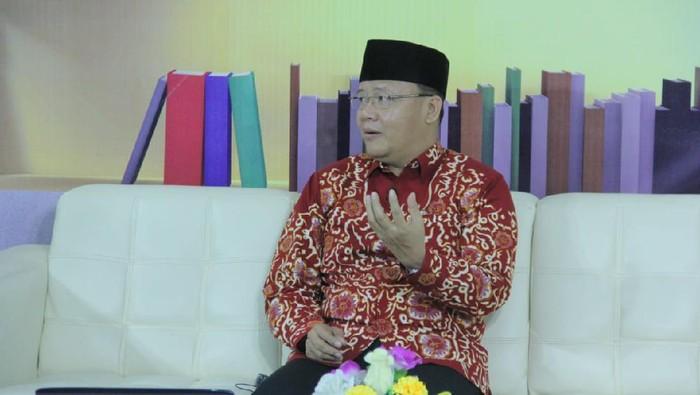 Gubernur Bengkulu, Rohidin Mersyah (Hery Supandi/detikcom)