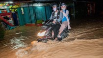 Curah Hujan Tinggi, Lebak Banten Kebanjiran