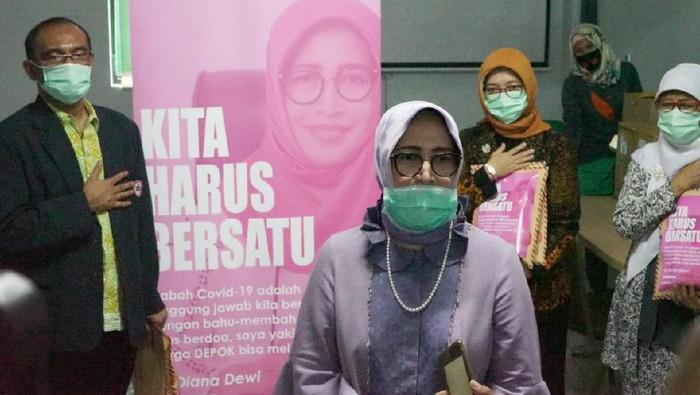 Ketua Kadin DKI Jakarta Diana Dewi