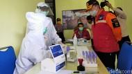 Plt Bupati-Kepala OPD di Cianjur Ikut Rapid Test, Hasilnya Negatif