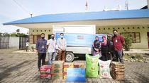 BRI Bagikan Sembako ke 250 Panti Asuhan Terdampak Pandemi Corona