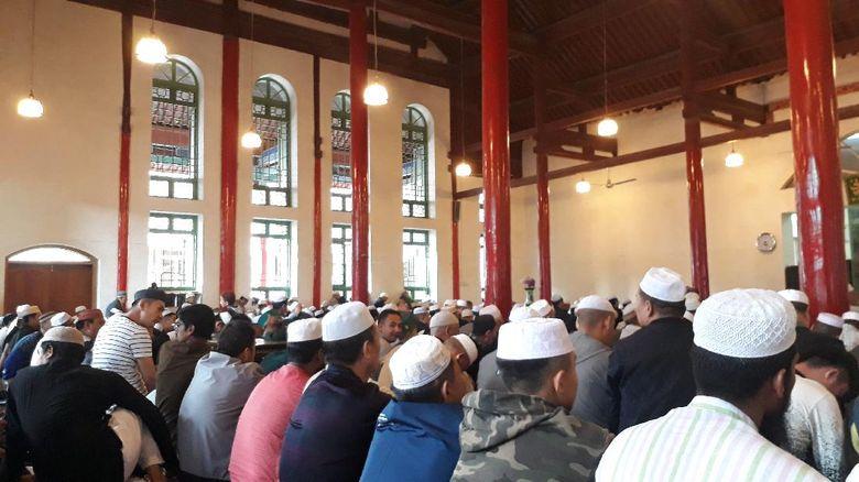 Suasana di Kunming, Tiongkok saat Ramadhan