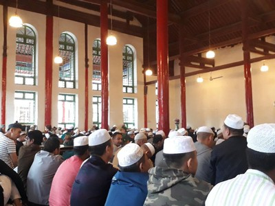 Toleransi di Tanah Kelahiran Laksamana Cheng Ho Saat Ramadhan