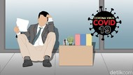 Corona Bisa Bikin Orang Miskin RI Nambah 4,86 Juta