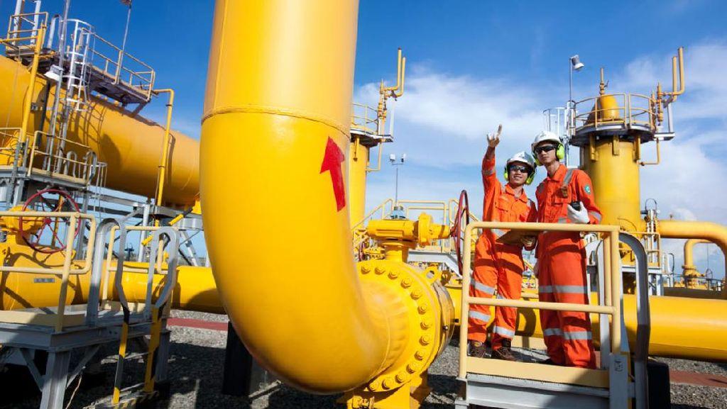 Harga Gas Industri Turun, Pengusaha Keramik dan Baja Lega