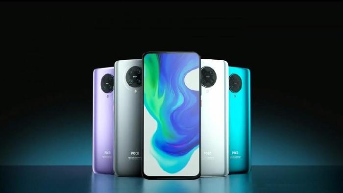 Rekomendasi HP Snapdragon 865, Termurah Poco F2 Pro