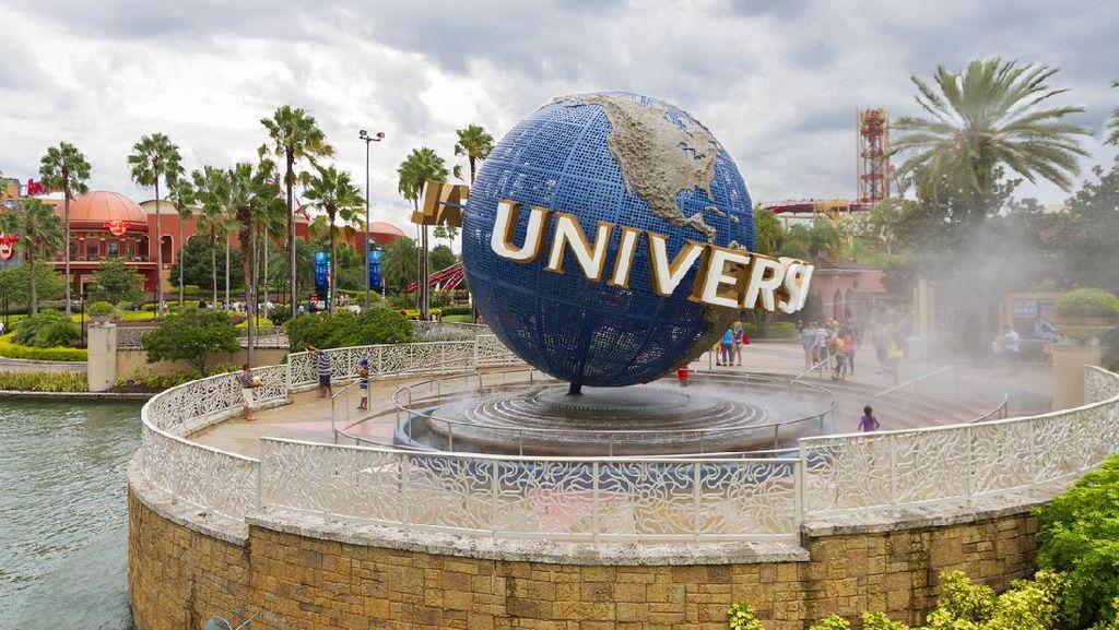 Susul Shanghai Disneyland, Universal Studio Orlando Perlahan Dibuka
