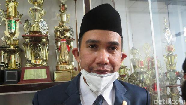 Ketua DPRD Kota Makassar Rudianto Lallo