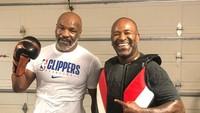 Jangan Kaget Lihat Badan Mike Tyson Masih Kekar di Usia 53 Tahun