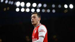 Arteta: Oezil Masih Punya Masa Depan di Arsenal