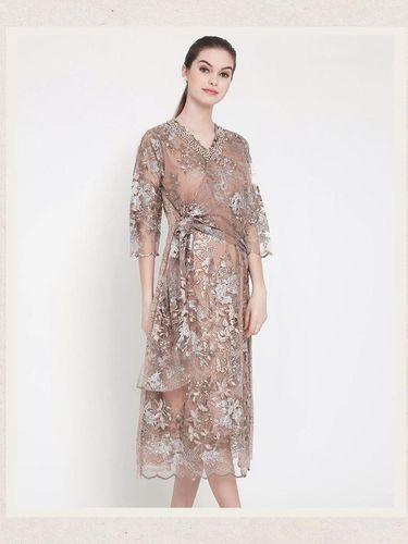 Rekomendasi dress lebaran dari Made For PUAN