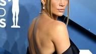 Netizen Kagum dengan Tubuh Bugil J.Lo di Usia 51, Ini Tips Fitnes & Dietnya