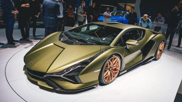 Lamborghini Siam