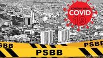 Masih Zona Merah, PSBB Ambon Akan Diperpanjang hingga 19 Juli 2020