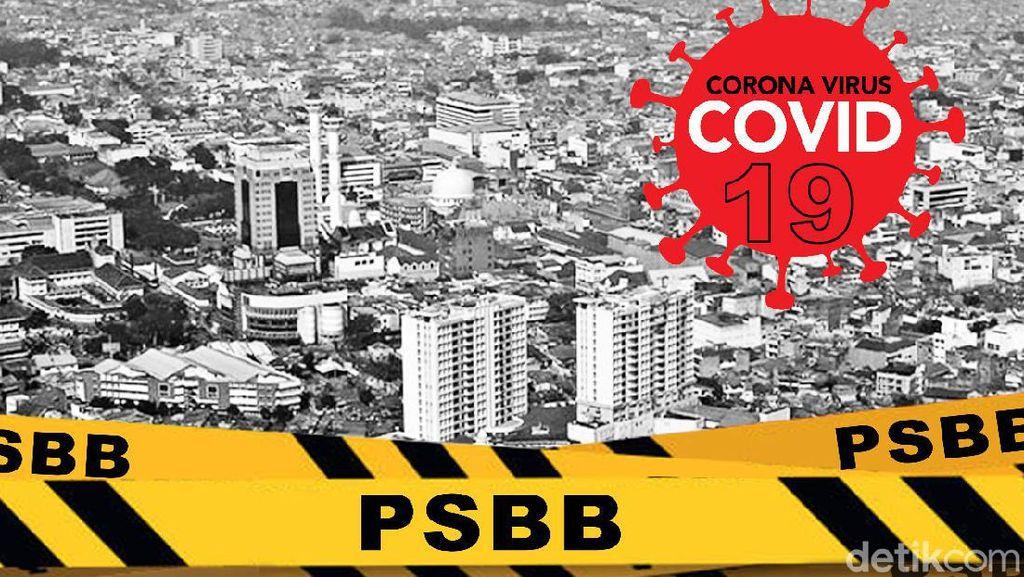 Deretan Aturan PSBB Transisi Kabupaten Bogor: Ojol Ngegas Lagi-Mal Dibatasi