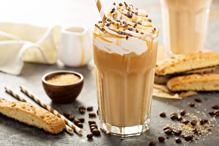 resep minuman kopi ala Starbucks