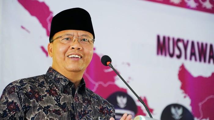 Gubernur Bengkulu Rohidin Mersyah (Hery Supandi)