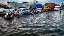 Banjir Rob Melanda, Pahami Bahaya Air Laut pada Kendaraan
