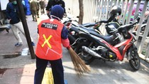 Wagub DKI Ingatkan Ada Sanksi Pidana bagi Pelanggar PSBB