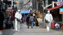 Kasus Corona Meningkat Lagi, Korsel Kembali Terapkan Pembatasan