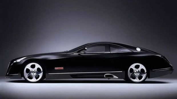 Mercedes-Maybach Exelero