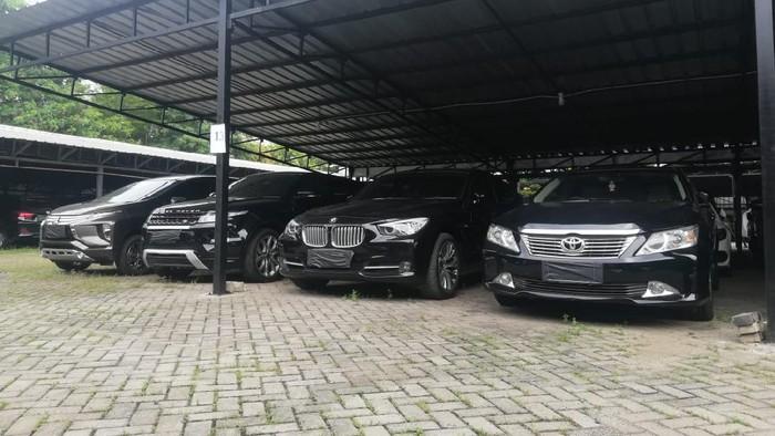 Gudang PT Pegadaian Kebon Nanas, Jakarta Timur