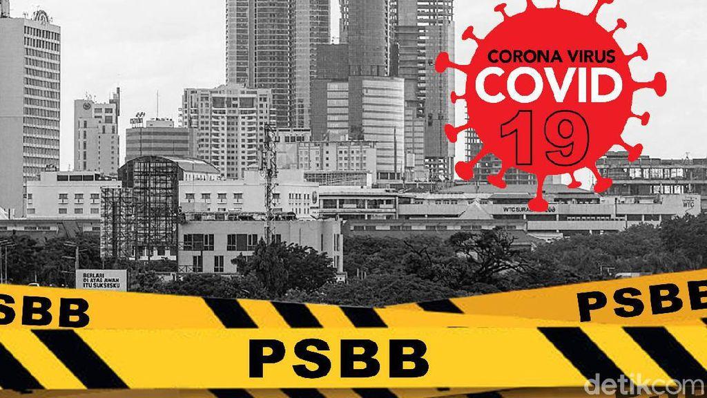 15 Restoran-Hotel di Jakarta Langgar PSBB, Didenda Rp 5 sampai 50 Juta
