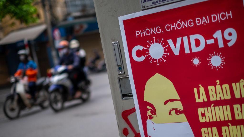 Tularkan Corona, Pramugara Vietnam Airlines Dihukum Percobaan
