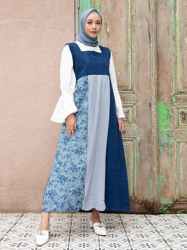 Rekomendasi dress lebaran dari Haideeorlin