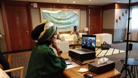 Cara Kemenparekraf Tawarkan Wisata Indonesia di Tengah Pandemi