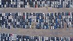Penjualan Mobil di Inggris Anjlok Gegara Corona