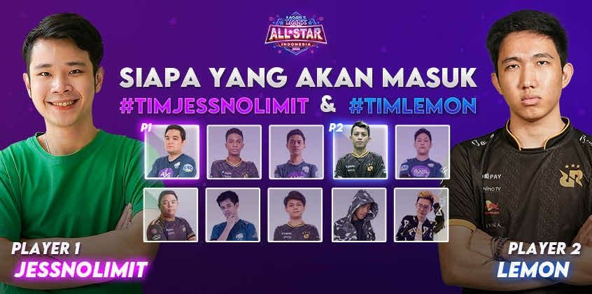 Tim All Star Mobile Legends