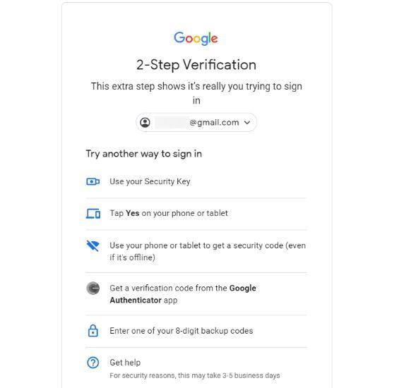 Lihat Cara Amankan Akun Gmail Agar Tidak Di Hack mudah