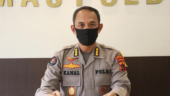 Kepala Bidang Humas Polda Papua, Kombes Ahmad Musthofa Kamal.