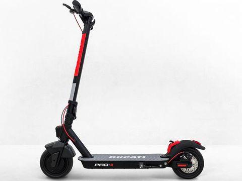 Skuter listrik Ducati